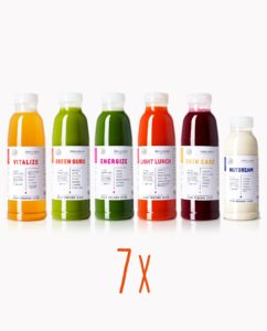 7 Tages Juice Cleanse