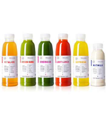 deananddavid Cold Pressed Juices 500ml