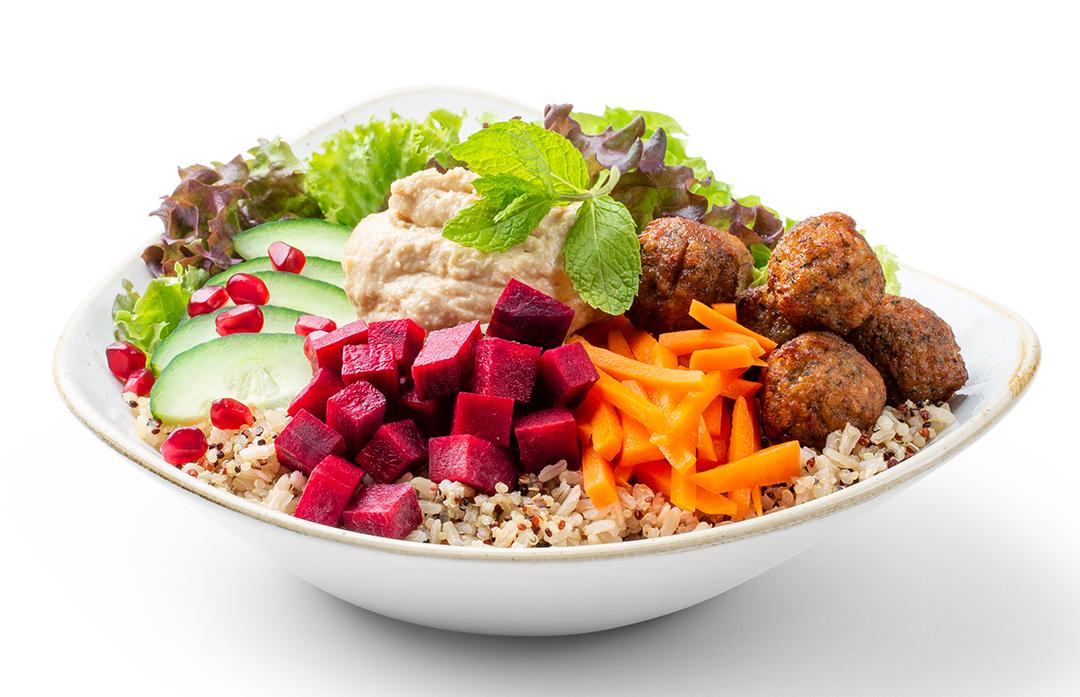 Vegan-Falafel-Bowl